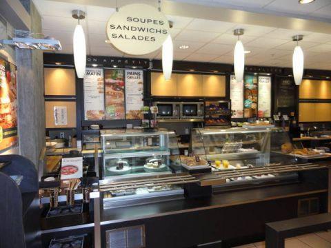 Franchise Café-bistro Van Houtte Québec2