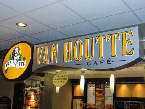Franchise Café-bistro Van Houtte Québec